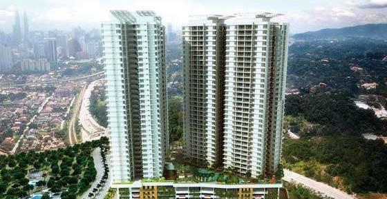 Royal Regent, Condominium near Mont Kiara, Kuala Lumpur
