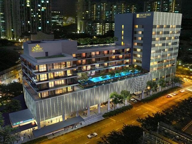 Dorsett Residences @ Bukit Bintang, Malayisa Kuala Lumpur
