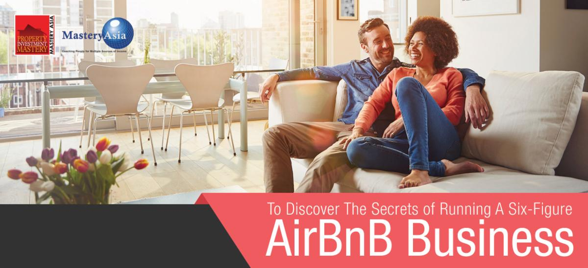 Secrets of Running A Six-Figure Airbnb Business