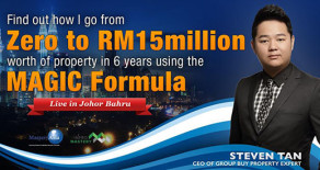 Malaysia Property Investment Seminar in Johor Bahru – MAGIC