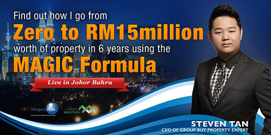 Magic - Malaysia Property Investment in Johor Bahru