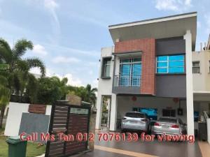 Setia Tropika Corner House for Sale @ Jalan Setia Tropika,  Johor Bahru