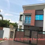 Setia Tropika Corner House for Sale @ Jalan Setia Tropika 3/,  Johor Bahru
